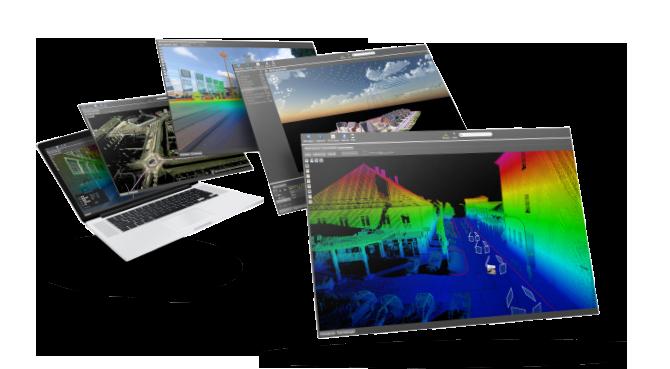 Webpublikation von 3D-Daten